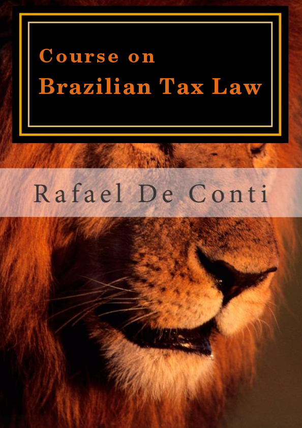 Course on Brazilian Tax Law